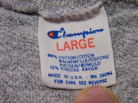 Vintage 1980's Texas A&M University Champion Rayon Shirt