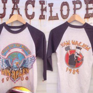 Van Halen 84