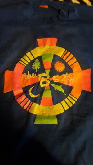1990's B-52's Concert T-Shirt!