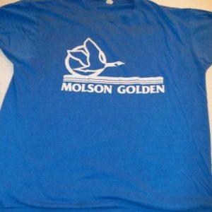 Molson Golden 80's