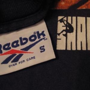 Vintage Shaq Power O'Neal Reebok T-Shirt M/S