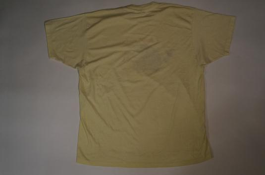 Vintage I Luv' Cats T-Shirt pooch yummies Larry Johnson L