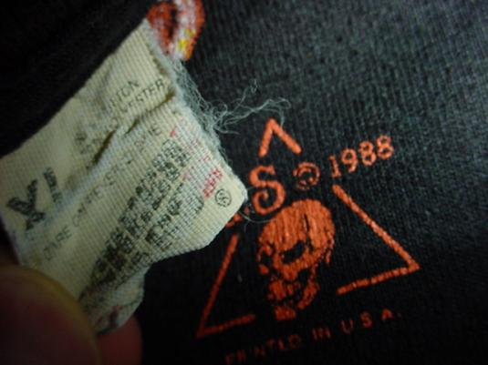 Vintage G&S T-Shirt Gordon Smith Toxic Waste M