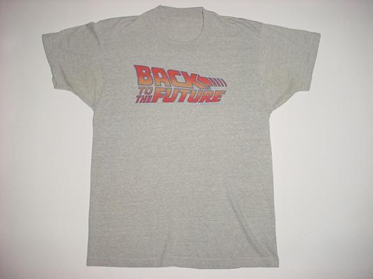 Vintage Back to the Future T-Shirt M/S