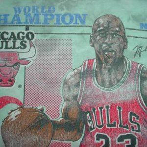 Vintage Chicago Bulls Michael Jordan T-Shirt M/L