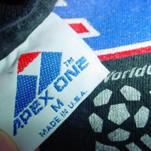 Vintage World Cup 1994 T-Shirt USA APEX M/L