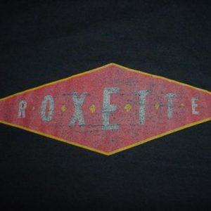 Vintage Roxette T-Shirt Look Sharp Live 1988 M/L