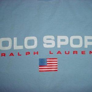 Vintage Polo Sport Ralph Lauren T-Shirt M/L