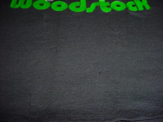 Vintage Woodstock T-Shirt S