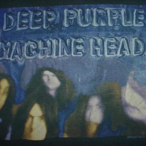 Vintage Deep Purple Machine Head T-Shirt M