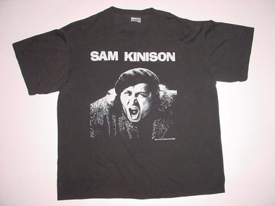 Vintage Sam Kinison T-Shirt Louder Than Hell 1980s L/XL