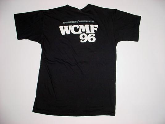 Vintage Dead Men Don't Wear Plaid Steve Martin T-Shirt