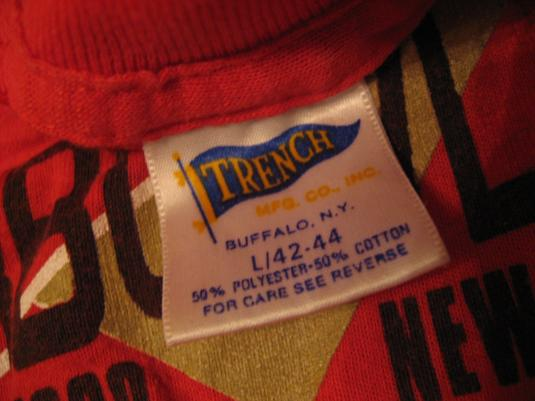 Vintage San Francisco 49ers Super Bowl XXIV T-Shirt M/S