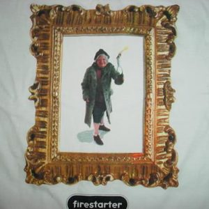 Vintage The Prodigy Firestarter T-Shirt 1996 XL