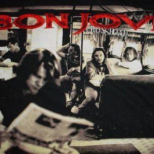 Vintage Bon Jovi CrossRoad T-Shirt 1995 XL
