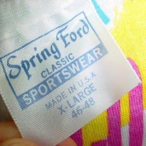 Vintage Bad Co Fame & Fortune T-Shirt Sleeveless L/M