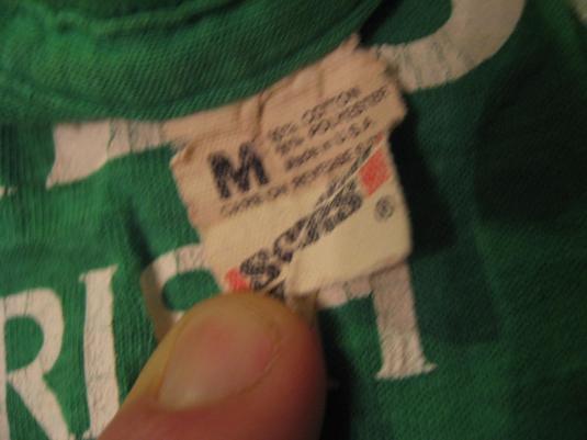 Vintage St. Patrick's Day Irish T-Shirt Jameson Chicago S