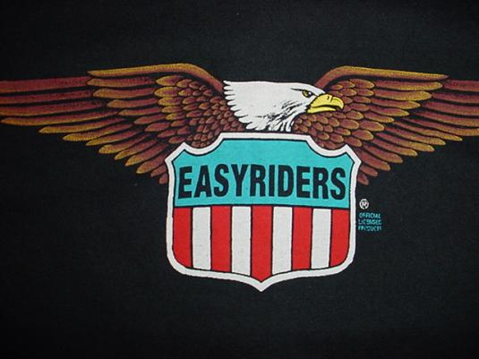 Vintage EasyRiders T-Shirt Easy Riders M/S