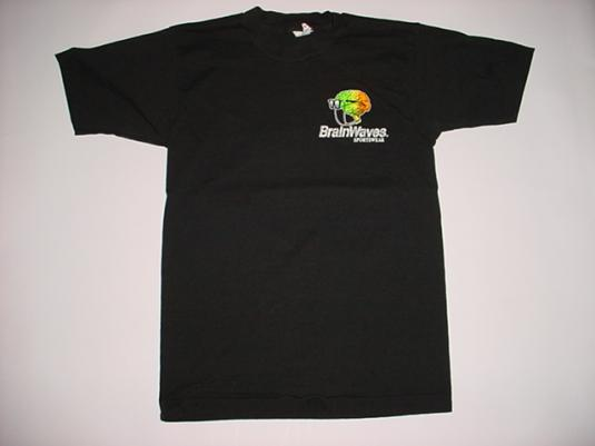 Vintage Brainwaves Sportswear T-Shirt S