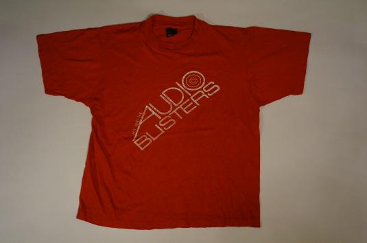 Vintage H.R. and the AUDIO BLISTERS T-Shirt Nashville TN M
