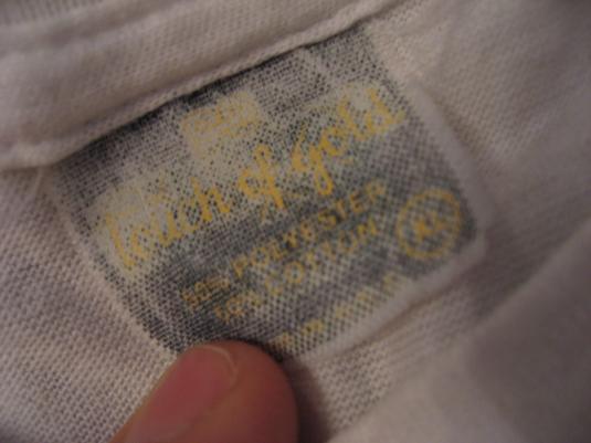Vintage I LOVE CATS T-Shirt Punk Logos PiL Dead Kennedys L/M