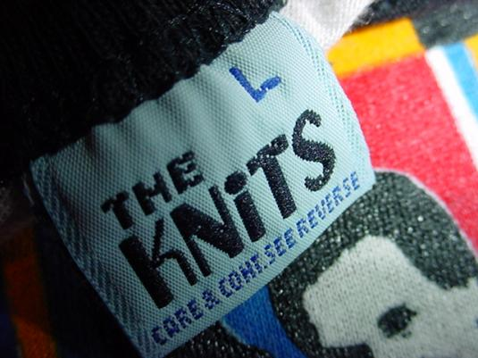 Vintage The Kinks Jersey T-Shirt Give The People 1981 Tour M