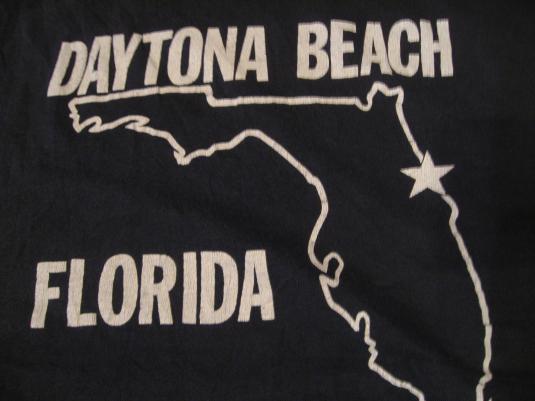 Vintage Harley Davidson Eagle Aviators Daytona Beach Shirt S