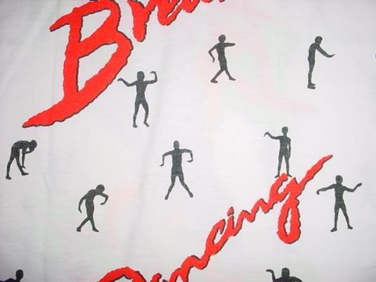 Vintage Break Dancing T-Shirt breakdancing 1984 S