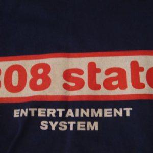 Vintage 808 State Nintendo Entertainment System T-Shirt L