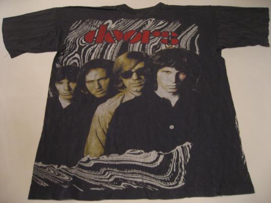 Vintage The Doors Jim Morrison T-Shirt L
