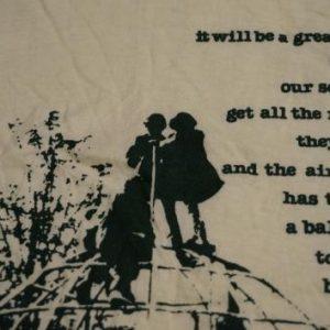 Vintage Women's International League for Peace T-Shirt M/L