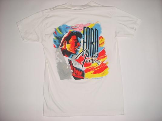 Vintage Ford Fairlane T-Shirt Andew Dice Clay L/M