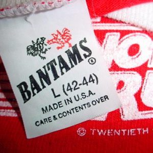 Vintage The Cannonball Run T-Shirt Burt Reynolds L