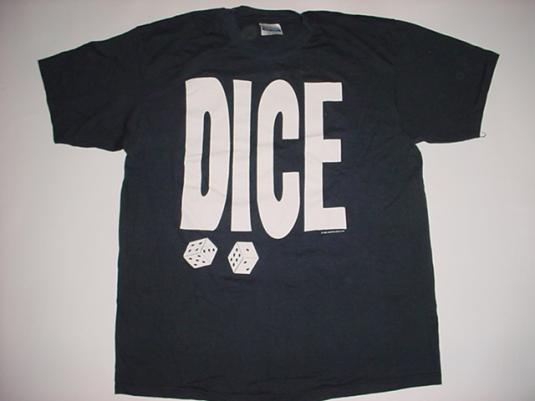 Vintage Andrew DICE Clay t-shirt 1989 L