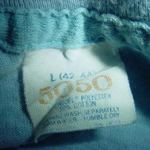 Vintage I Love General Hospital T-Shirt Soap Opera GH S