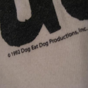 Vintage Resevoir Dogs Quentin Tarantino T-Shirt L