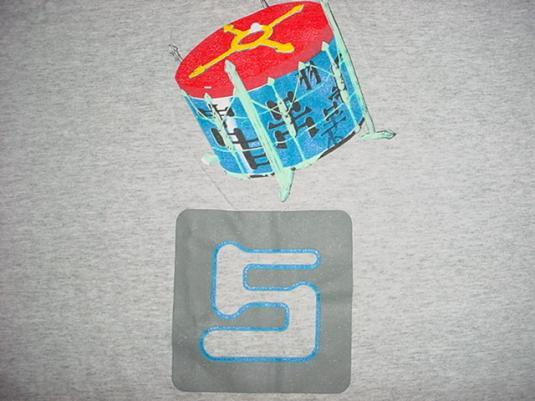 Vintage The Shamen Boss Drum T-Shirt XL 1992