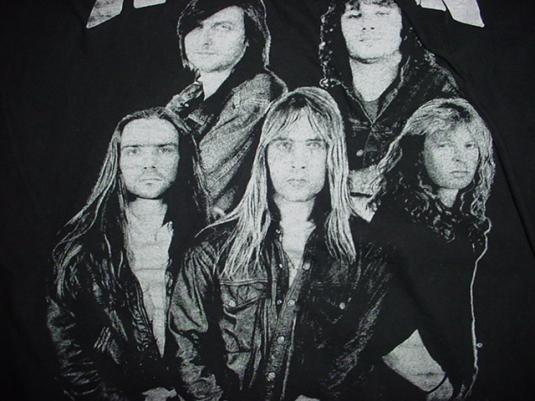 Vintage Helloween T-Shirt Time of the Oath 1996 XL