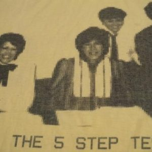 Vintage The 5 Step Test Computer Creations Digitized T-Shirt