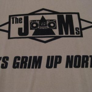 Vintage The JAMs KLF T-Shirt Grim up North M