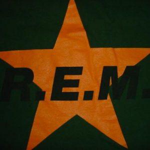 Vintage R.E.M T-Shirt REM 1995 XL