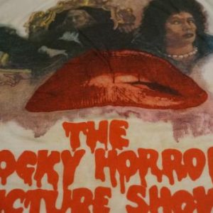 vintage The Rocky Horror Picture Show Movie T-Shirt M