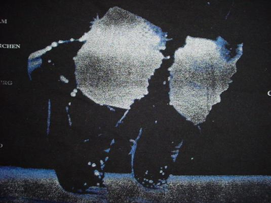 Vintage Michael Jackson T-Shirt King of Pop L/XL