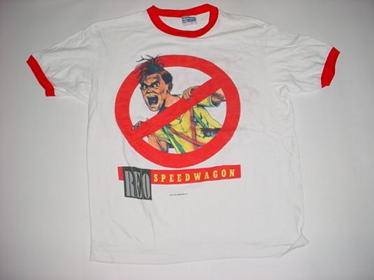 Vintage REO Speedwagon I Do Wanna Know T-Shirt M/L