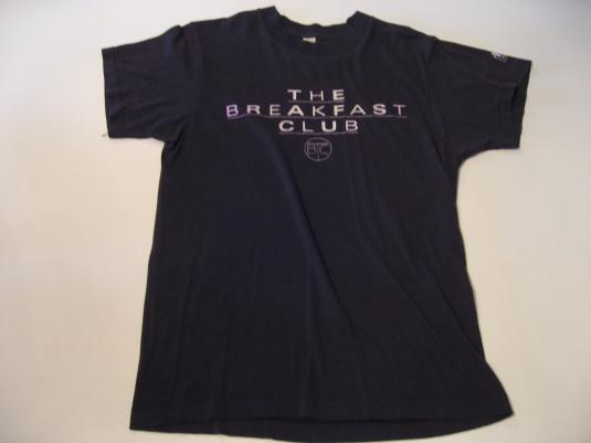 Vintage The Breakfast Club T-Shirt MCA Home Video S