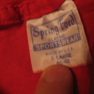 Vintage Neil Diamond On Tour T-Shirt M/L