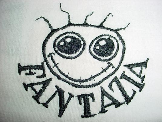 Vintage Fantazia T-Shirt Rave Production Crew Fantasia XL