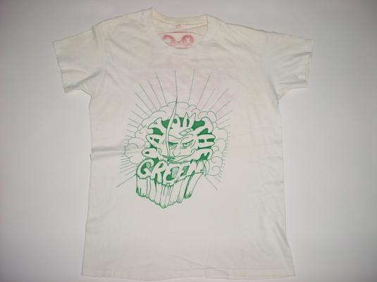 Vintage Day on the Green MEDIC Staff T-Shirt Bill Graham 70s