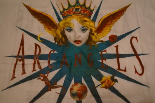 Vintage Arc Angels T-Shirt JAPAN Tour 1992 Rare
