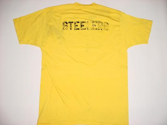 Vintage Pittsburgh Steelers Super Bowl Champs T-Shirt M